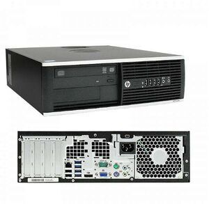 HP Elite 8300 SFF   Intel 3. Gen.