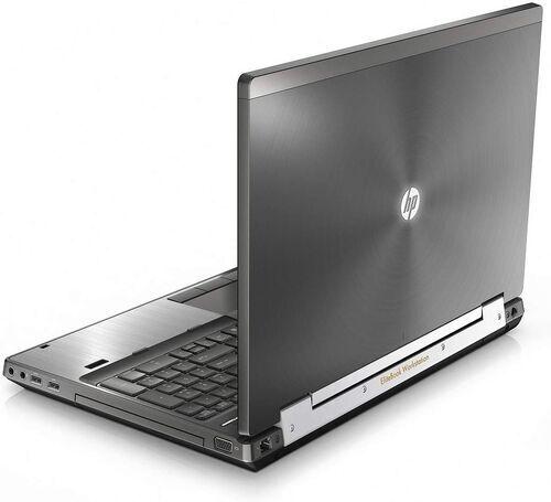 "HP EliteBook 8560w | i7-2820QM| 15.6"""