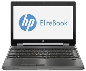 "HP EliteBook 8570w | i7-3720QM | 15.6"""