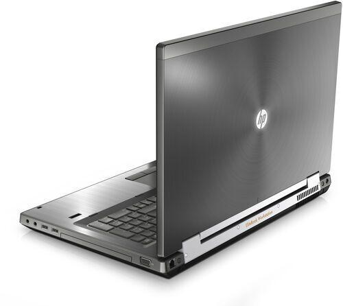 "HP EliteBook 8770w | i7-3740QM | 17.3"""