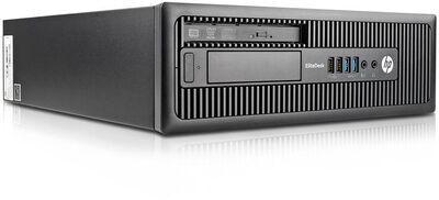 HP EliteDesk 800 G1 SFF | i5-4570