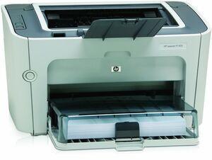 HP Laserjet P1505 Laser printer
