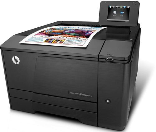 HP LaserJet Pro 200 M251nw Farblaserdrucker