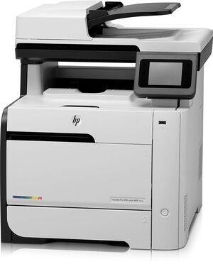 HP LaserJet Pro 400 color M475dn MFP