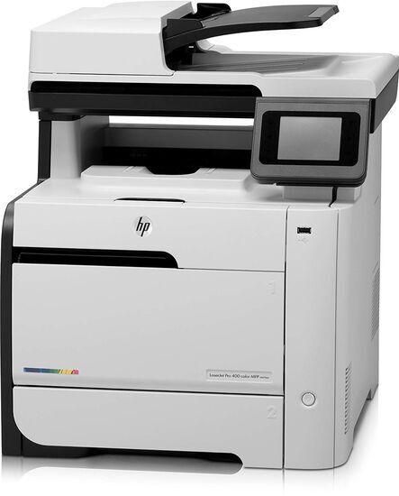 HP LaserJet Pro 400 color MFP M475dn Multifunktionsgerät