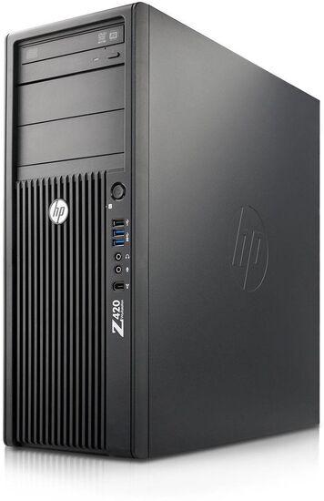 HP Z420 Workstation | E5-2630L | Nvidia Quadro K2000