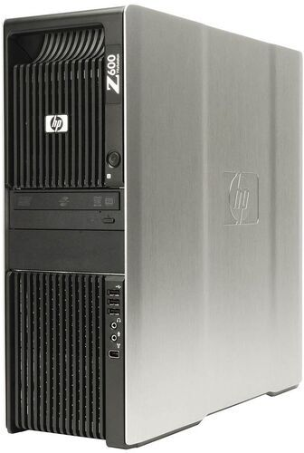 HP Z600 Workstation | 2 x Xeon E5506