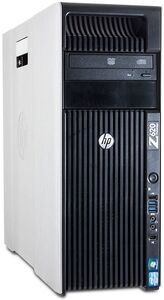 HP Z620 Workstation | Xeon E5