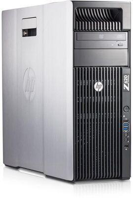 HP Z620 Workstation   Xeon E5