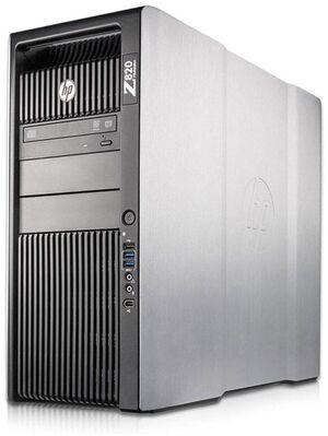 HP Z820 Workstation   Xeon E5