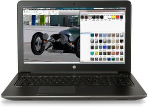 """HP ZBook 15 G4   i7-7820HQ   15.6"""""""