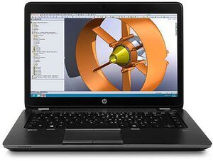 """HP ZBook 14 G1   i7-4600U   14"""""""