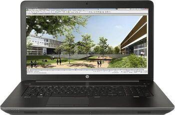 Wie neu: HP ZBook 17 G3 | i7-6700HQ | 17.3