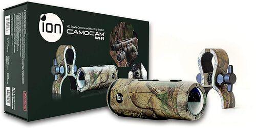 iON CamoCam Wi-Fi Action Camera