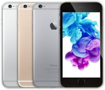 Wie%20neu: iPhone 6 | 16 GB | spacegrau