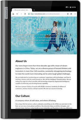 Lenovo Smart Tab YT-X705L