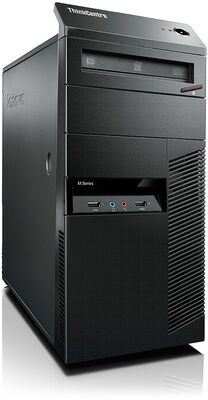 Lenovo ThinkCentre M93p Tower   Core i 4000 Series