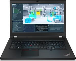 "Lenovo ThinkPad P17 G1   Xeon W-10885M   17.3"""
