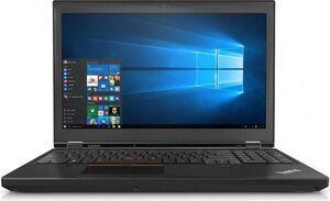 """Lenovo ThinkPad P50   i7-6820HQ   15.6"""""""