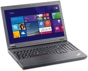 """Lenovo ThinkPad T540p   i5-4300M   15.6"""""""