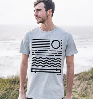 Herren Elements T-Shirt