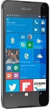 Wie neu: Microsoft Lumia 650 | 16 GB | schwarz