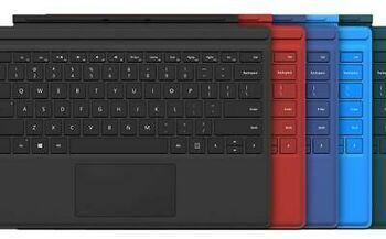 Wie neu: Microsoft Surface Pro Type Cover | schwarz | DE