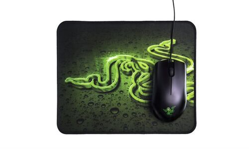 Razer Abyssus Gaming Mouse (inkl. Razer Goliathus Mouse Pad)