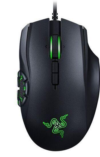RAZER Naga Hex V2 Ergonomic MOBA Gaming Mouse