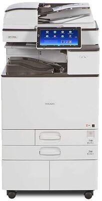 Ricoh Aficio MP C3004 Multifunktionsgerät