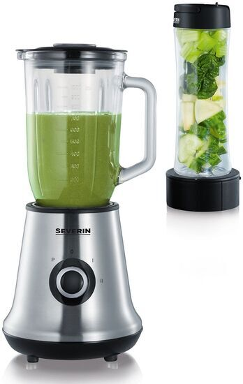 Severin SM 3737 Standmixer + Smoothie Mix & Go