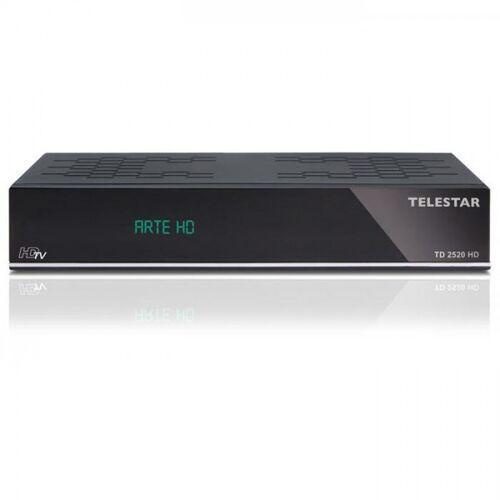 TELESTAR TD 2520 HD HDTV SAT Receiver